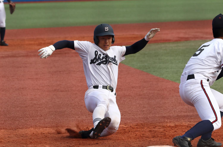 第48回 明治神宮野球大会 準々決勝 v 日本航空高石川 静高野球部後援会