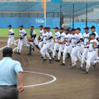 第73回秋季東海地区高等学校野球静岡県大会・2回戦
