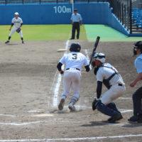 第63回静商・静高野球定期戦(2)